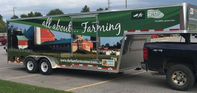 All About Farming Mobile Exhibit